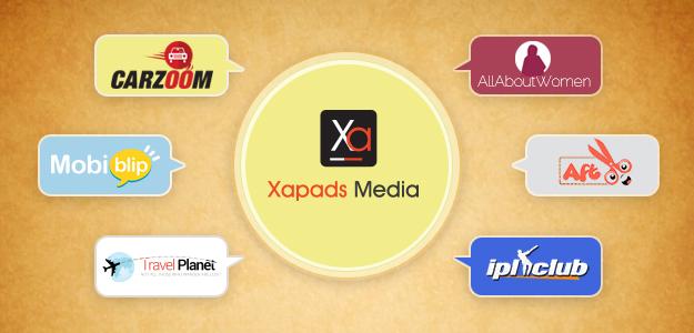 Xapads Exclusive Publisher Base