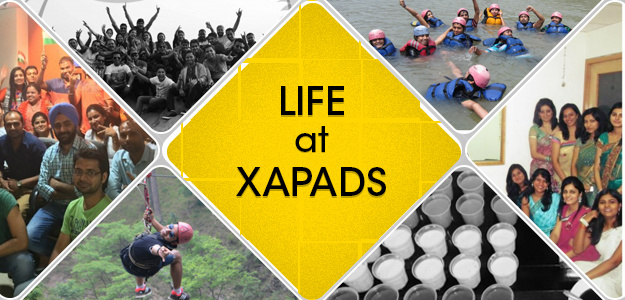 Life at Xapads