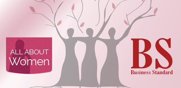 Business Standard recognizes the importance of AllaboutWomen.in as a women-centric beauty Blog