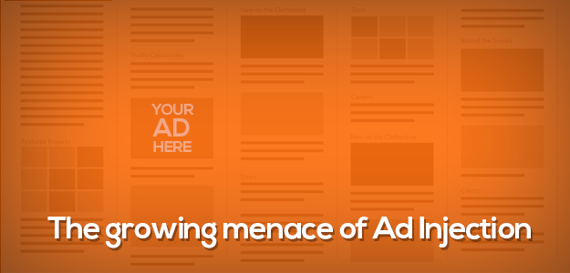 The growing menace of Ad Injection