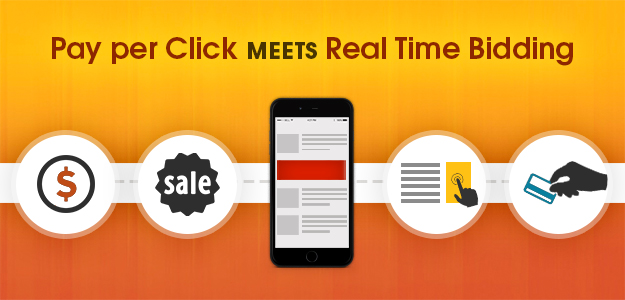 Pay per Click meets Real Time Bidding