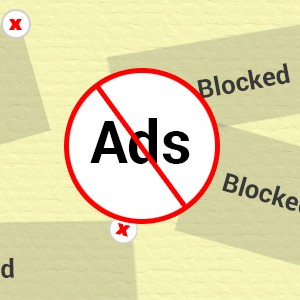 Effect of Ad-Blocking on Online Ad Industry