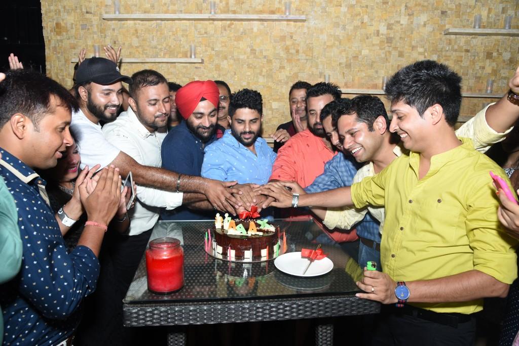 11th Anniversary Celebration at Goa
