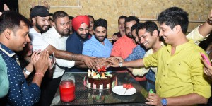 11th Anniversary Celebration at Goa