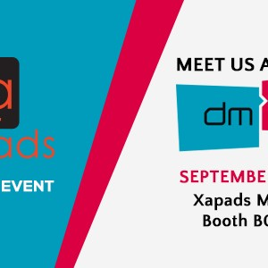 xapads at Dmexco 2016