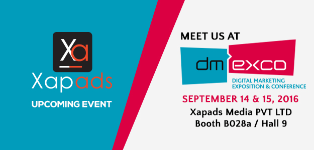 Xapads at Dmecxo 2016