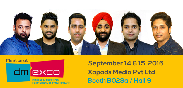Launch of Xapads Exchange At Dmexco 2016