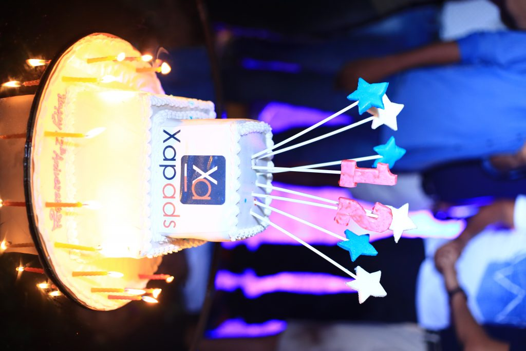 Xapads 12th Anniversary Celebration
