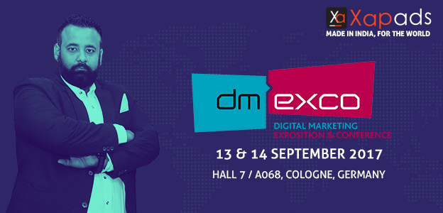 CEO Says: Xapads is all set for Dmexco 2017