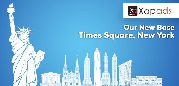 Xapads New Address – Times Square NY USA