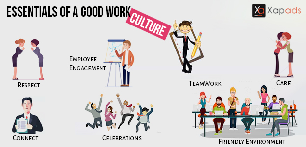 Essentials of a Good Work Culture