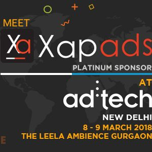 Xapads at Adtech 2018
