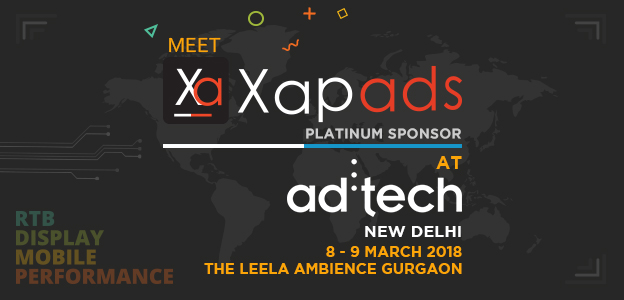 Meet Team Xapads at Adtech 2018