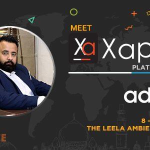 Xapads at adtech 2018