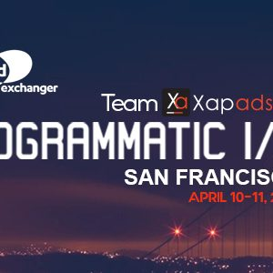 Xapads at Programmatic I/O