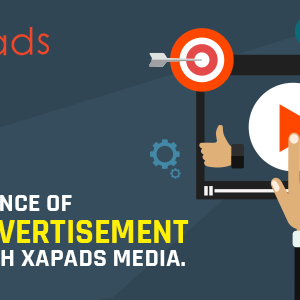 The emergence of Video Advertisement in India with Xapads Media.