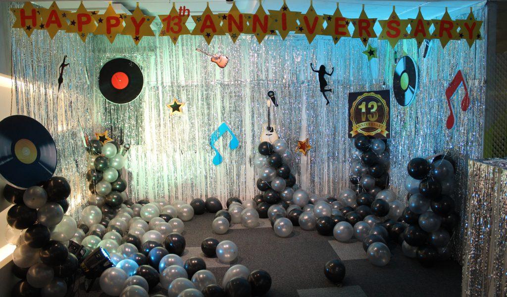 13th Anniversary Celebrations: Part 1