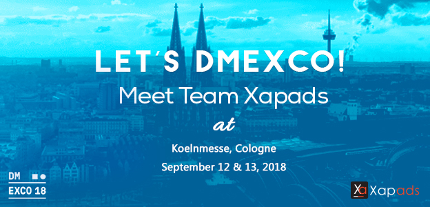 Lets meet at DMEXCO 2018