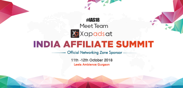 Meet and Greet: Xapads at India Affiliate Summit 2018