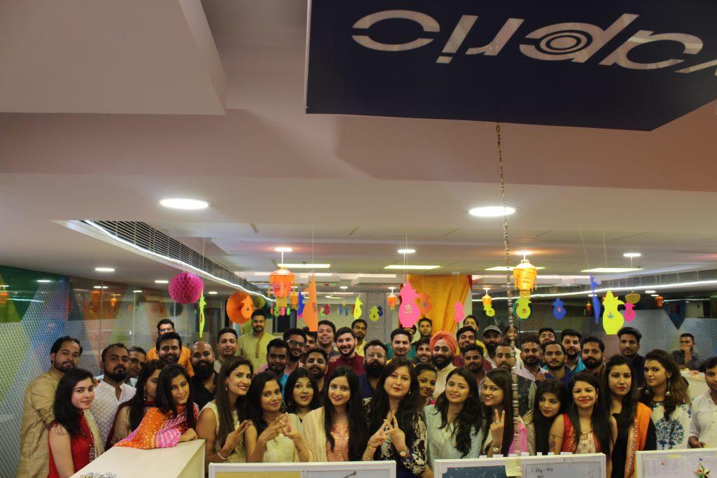 Diwali Celebrations at Xapads