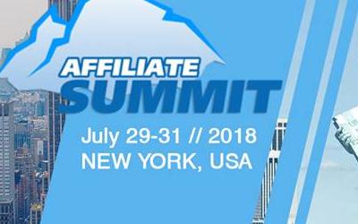 Affiliate Summit 2018