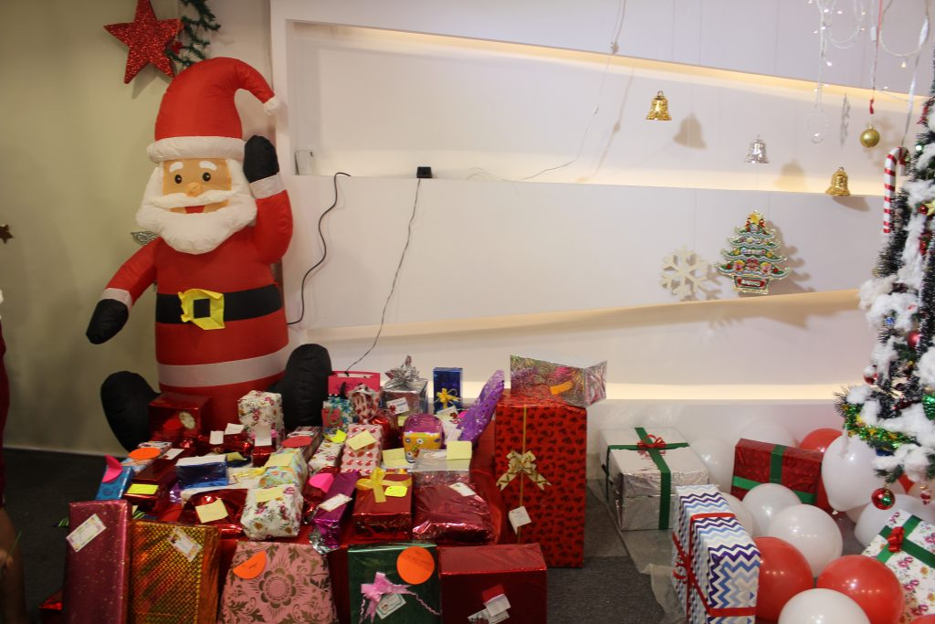 Christmas celebration @ Xapads