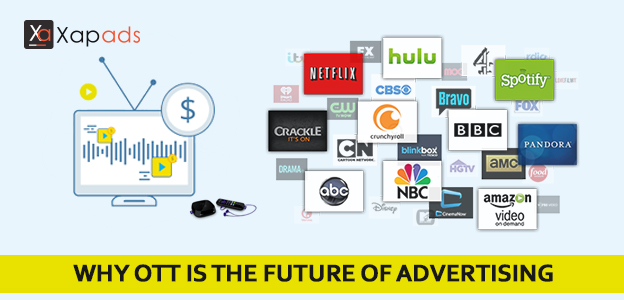 Why OTT is the future of advertising